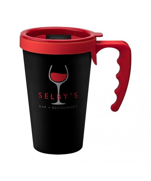 Personalised Universal Mug Black