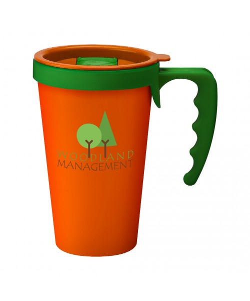Personalised Universal Mug Orange