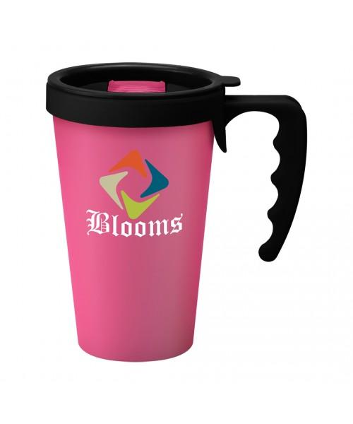 Personalised Universal Mug Pink
