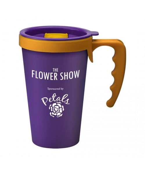 Personalised Universal Mug Purple