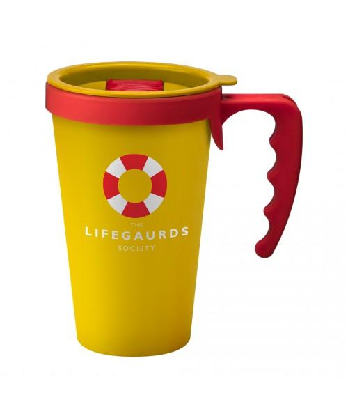 Personalised Universal Mug Yellow