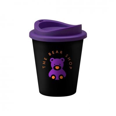 Personalised Universal Vending Cup Black