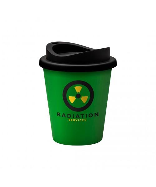 Personalised Universal Vending Cup Green
