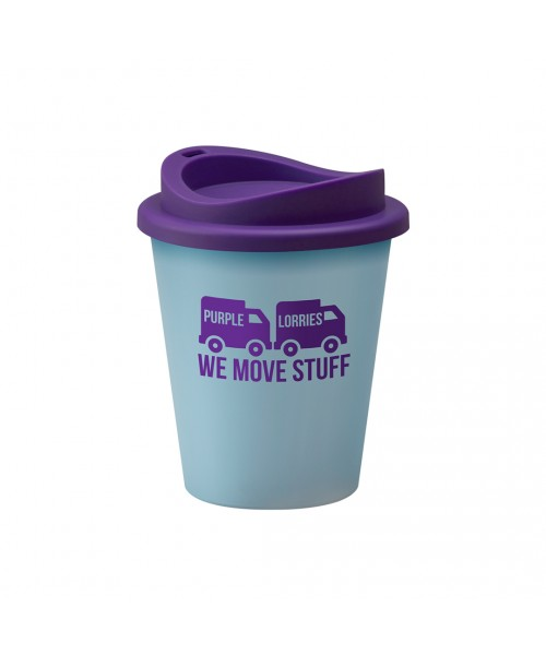 Personalised Universal Vending Cup Light Blue