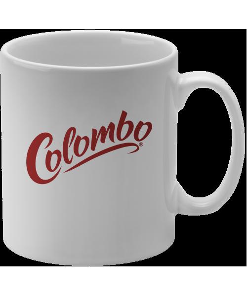 Personalised Cambridge Porcelain Mug