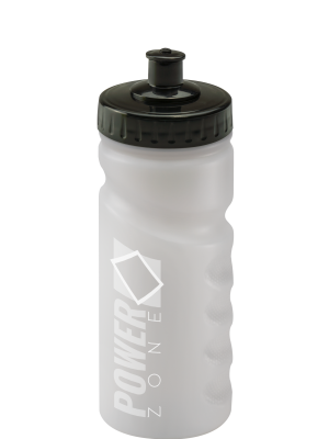 Personalised Sports Bottle 500ml Nat Soft