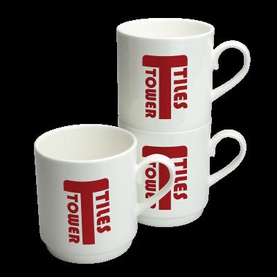 Personalised Stacking Mug (b.c.)