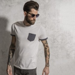 Plain t-shirt crew neck  Brave Soul