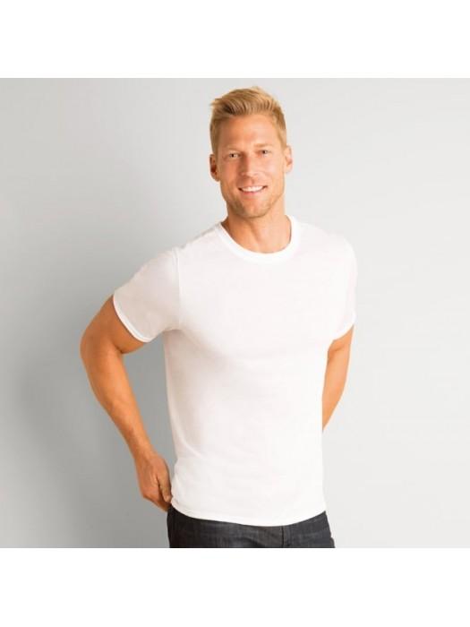 Plain T-Shirt Crew Neck Gildan  169g/m² GSM