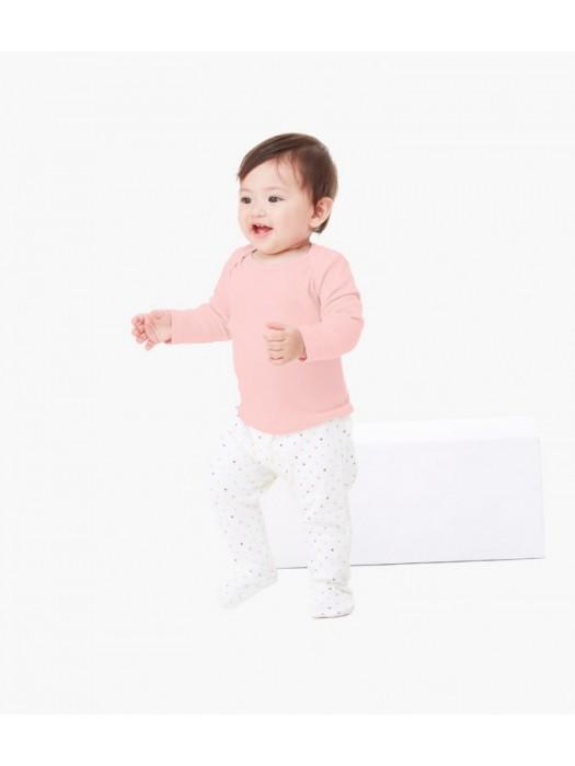 Plain T-Shirt Long Sleeve  Bella & Canvas 195 gsm GSM
