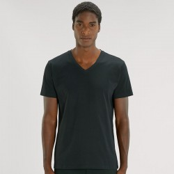 Sustainable & Organic T-Shirts Stanley Presenter v-neck t-shirt (STTM562) Adults  Ecological STANLEY/STELLA brand wear