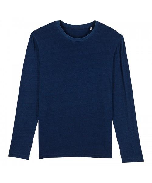 Sustainable & Organic T-shirts Stanley Shuffler denim long sleeve t-shirt (STTM561) Adults  Ecological STANLEY/STELLA brand wear