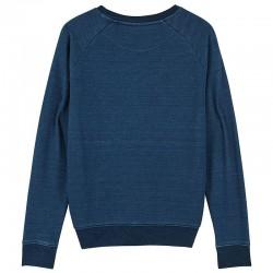 Sustainable & Organic Sweatshirts Women's Stella Tripster denim crew neck sweatshirt (STSW147) Adults  Ecological STANLEY/STELLA brand wear