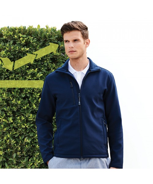 Sustainable & Organic Jackets Honestly Made recycled softshell jacket Adults  Ecological Regatta Honestly Made brand wear