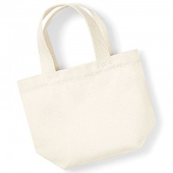 Sustainable & Organic Tote Bags EarthAware® organic marina mini tote Adults  Ecological Westford Mill brand wear