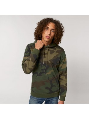 Sustainable & Organic Sweatshirts Cruiser AOP hoodie sweatshirt (STSU825) Adults  Ecological STANLEY/STELLA brand wear