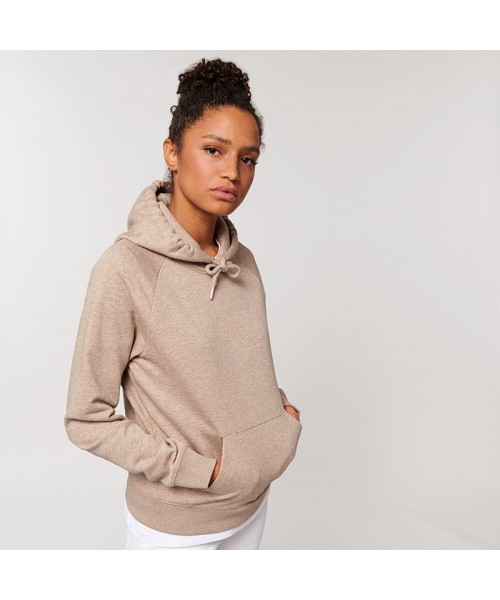 Sustainable & Organic Sweatshirts Women's Stella Trigger iconic hoodie sweatshirt (STSW148) Adults  Ecological STANLEY/STELLA brand wear