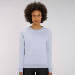 Sustainable & Organic Sweatshirts Women's Stella Tripster iconic crew neck sweatshirt (STSW146) Adults  Ecological STANLEY/STELLA brand wear