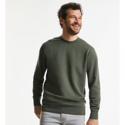 Sustainable & Organic Sweatshirts Pure organic reversible sweatshirt Adults  Ecological Russell brand wear