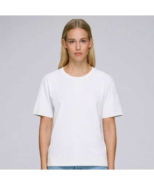 Sustainable & Organic T-Shirts Women's Stella Fringes heavy t-shirt (STTW010) Adults  Ecological STANLEY/STELLA brand wear