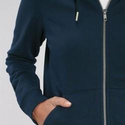Sustainable & Organic Sweatshirts Women's Stella Editor iconic zip-thru hoodie sweatshirt (STSW149) Adults  Ecological STANLEY/STELLA brand wear