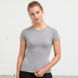 Sustainable & Organic T-Shirts Women's Cascade organic tee Adults  Ecological AWDis Ecologie brand wear