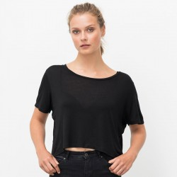 Sustainable & Organic T-Shirts Women's Daintree EcoViscose tee Adults  Ecological AWDis Ecologie brand wear