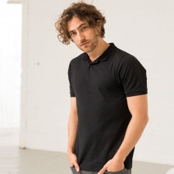 Sustainable & Organic Polos Etosha organic polo shirt Adults  Ecological AWDis Ecologie brand wear