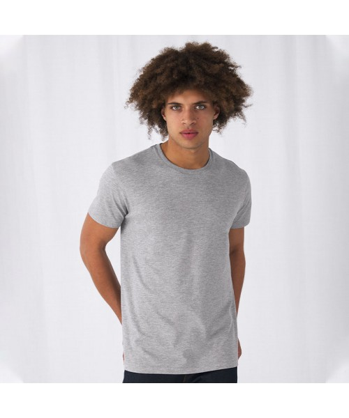 Sustainable & Organic T-Shirts B & C #Organic E150 Adults  Ecological B&C Collection brand wear