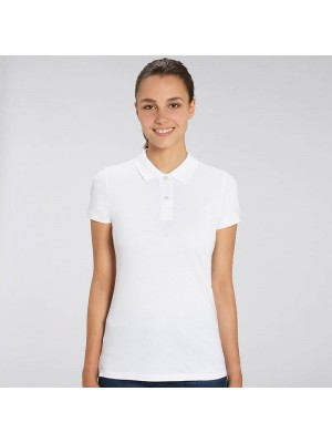 Sustainable & Organic Polos Women's Stella Devoter polo (STPW034) Adults  Ecological STANLEY/STELLA brand wear