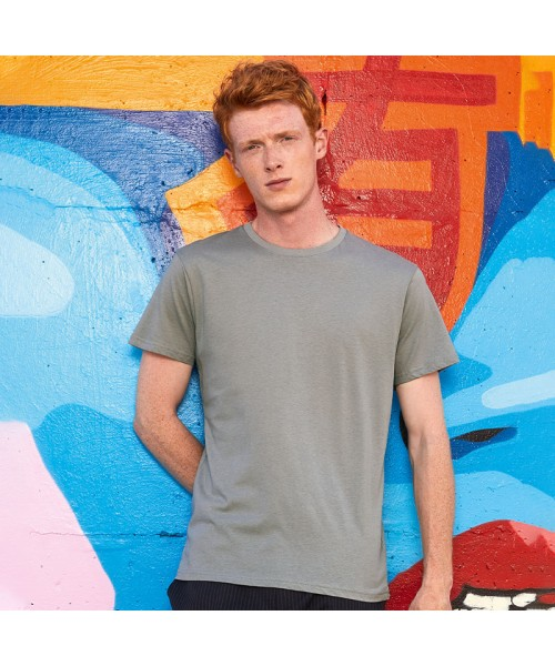 Sustainable & Organic T-Shirts B&C Inspire T /men Adults  Ecological B&C Collection brand wear