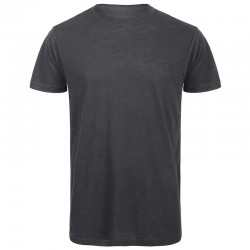 Sustainable & Organic T-Shirts B&C Inspire slub T /men Adults  Ecological B&C Collection brand wear