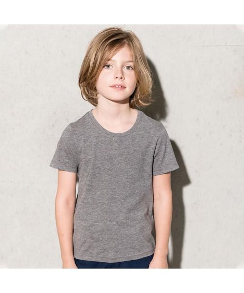 Sustainable & Organic T-Shirts Kids organic t-shirt Kids  Ecological KARIBAN brand wear
