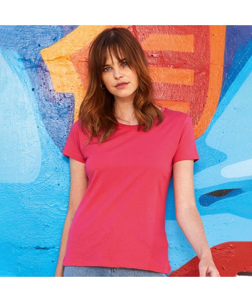 Sustainable & Organic T-Shirts B&C Inspire T /women Adults  Ecological B&C Collection brand wear