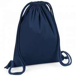 Sustainable & Organic Bags Organic premium cotton gymsac Adults  Ecological Westford Mill brand wear