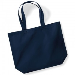 Sustainable & Organic Tote Bags Organic premium cotton maxi tote Adults  Ecological Westford Mill brand wear