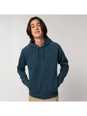 Sustainable & Organic Hoodie Sider unisex side pocket hoodie (STSU824) Adults  Ecological STANLEY/STELLA brand wear