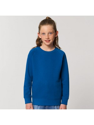 Sustainable & Organic Sweatshirts Kids mini Scouter iconic crew neck sweatshirt (STSK916) Kids  Ecological STANLEY/STELLA brand wear