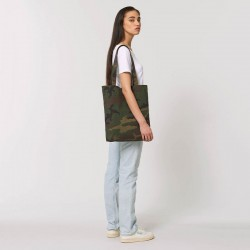 Sustainable & Organic Bags Woven tote bag AOP (STAU767)   Ecological STANLEY/STELLA brand wear