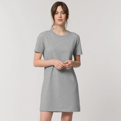 Sustainable & Organic T-Shirts Women's Stella Spinner t-shirt dress (STDW144) Adults  Ecological STANLEY/STELLA brand wear