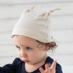 Sustainable & Organic Babywear Baby organic hat Kids  Ecological BABYBUGZ brand wear