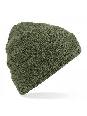 Sustainable & Organic Caps Organic cotton beanie   Ecological Beechfield brand wear