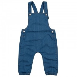 Sustainable & Organic Babywear Baby Rocks denim dungarees Kids  Ecological BABYBUGZ brand wear
