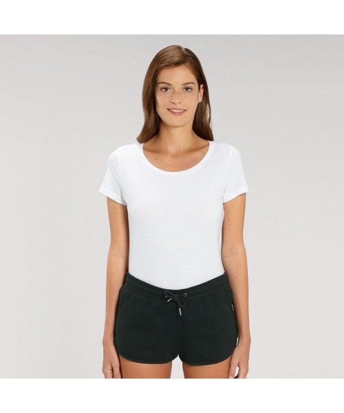 Sustainable & Organic Bottoms Women's Stella Cuts jogger shorts (STBW130) Adults  Ecological STANLEY/STELLA brand wear