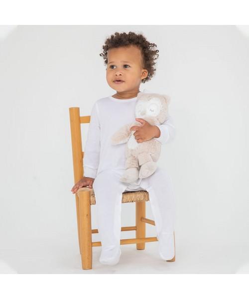 Sustainable & Organic Babywear Organic sleepsuit Kids  Ecological Larkwood brand wear