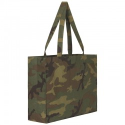 Sustainable & Organic Bags Woven shopping bag AOP (STAU768)   Ecological STANLEY/STELLA brand wear