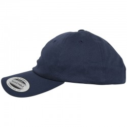 Sustainable & Organic Caps Low-profile organic cotton cap (6245OC)   Ecological FLEXFIT by YUPOONG brand wear