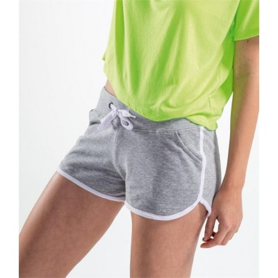Plain LADIES JUICY SHORTS SOLS 240 GSM
