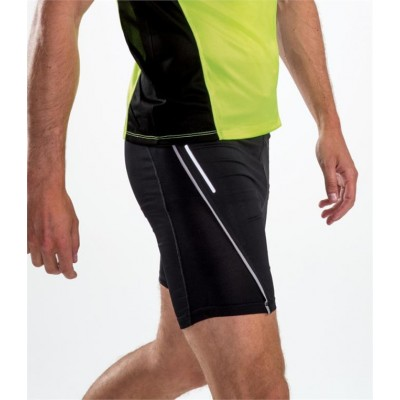 Plain CHICAGO RUNNING SHORTS SOLS 275 GSM