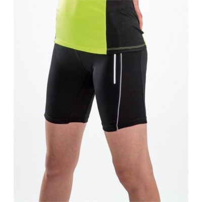 Plain LADIES CHICAGO RUNNING SHORTS SOLS 275 GSM